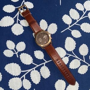 Unisex Michael Kors Rose Gold Watch